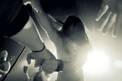 andrewwk2012joshuamellin1 Live Review: Andrew W.K. at The Riviera in Chicago (3/25)