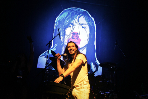 andrewwk2012joshuamellin2 Live Review: Andrew W.K. at The Riviera in Chicago (3/25)