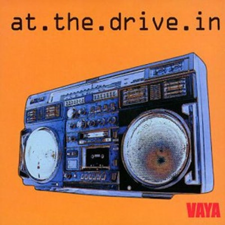At The Drive In reissuing Vaya for Record Store Day