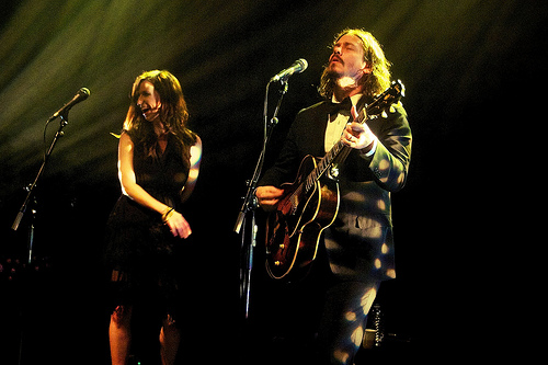 civilwars1 Live Review: The Civil Wars at O2 Shepherd's Bush Empire in London (3/19)