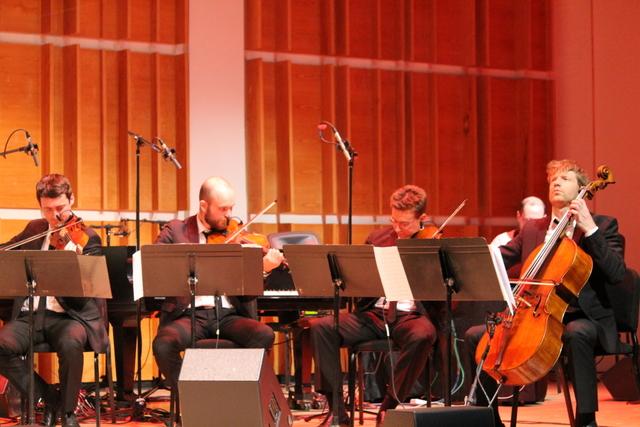 dan deacon ecstaticnyc 007 Live Review: Dan Deacon, NOW Ensemble, and Calder Quartet at Ecstatic Music Festival (3/20)