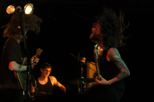 drytheriver Live Review: Bowerbirds, Dry the River at D.C.s Black Cat (3/21)