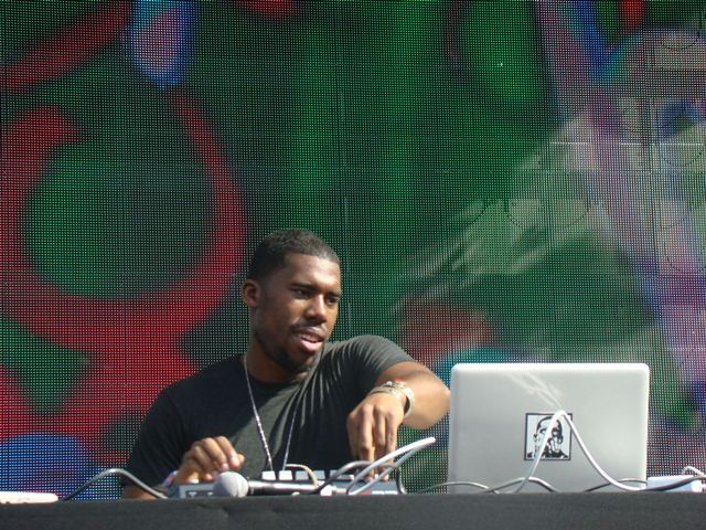 flying lotus sunday live stage Festival Review: CoS at Ultra Music 2012