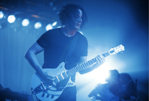jackwhite chattanooga 3 10 12131 Live Review: Jack White at Chattanoogas Track 29 (3/10)