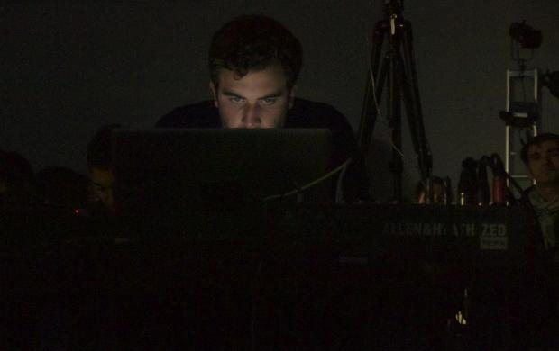 nicolasjaarfeat2012 Nicolas Jaar founds Clown & Sunset Aesthetics, releases Prism music box