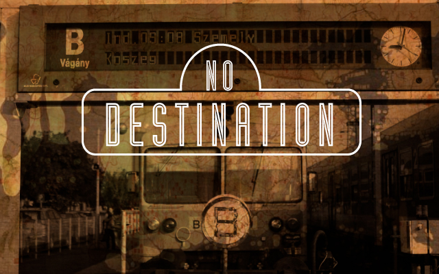 nodestination No Destination: I Guess That This Must Be The Place