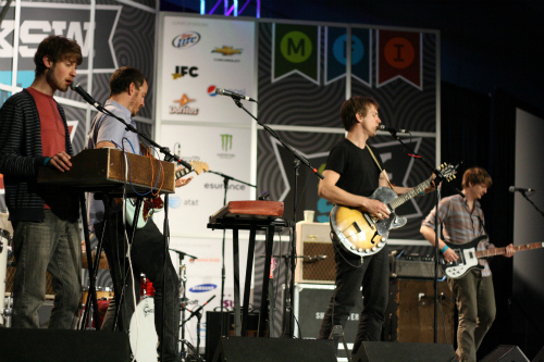 shearwater1 CoS at SXSW: Jack White, The Shins, South by South Mess, The Drums...