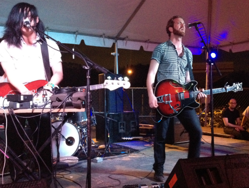 snowdensxsw CoS at SXSW: Jack White, The Shins, South by South Mess, The Drums...