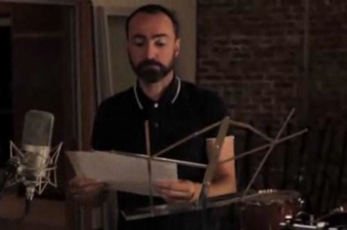 theshins1 Video: The Shins promote Clapping Butter for Funny or Die
