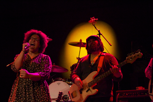 alabama shakes nate slevin 14 Live Review: Alabama Shakes at NYCs Bowery Ballroom (4/11)