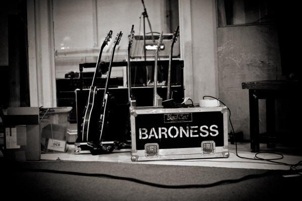 baroness 2012 e1334171432842 Baroness announces new album: Yellow & Green
