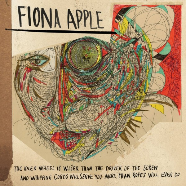 fiona appple the idler wheel e1333407734695 Top 50 Albums of 2012