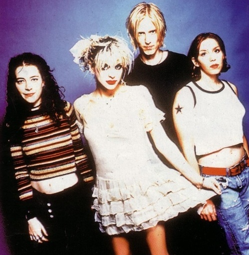hole reunion Mid 90s Hole lineup reunites in New York City