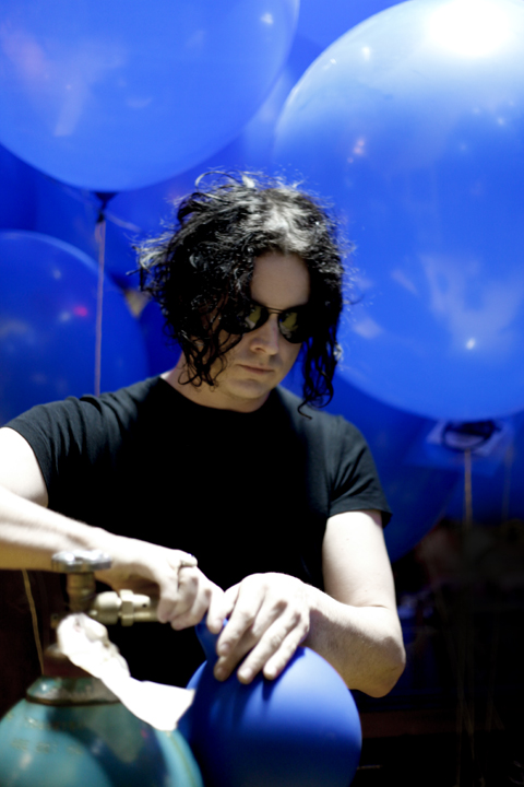 jack white balloons Jack White releases new song Freedom at 21 via helium balloon