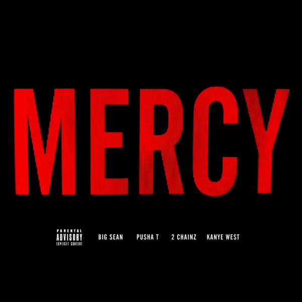 kanye mercy e1333760608264 Check Out: Kanye West feat. Big Sean, Pusha T & 2 Chainz   Mercy