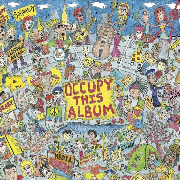 Occupy This Album features Mogwai, Yo La Tengo, Thee Oh Sees, and more