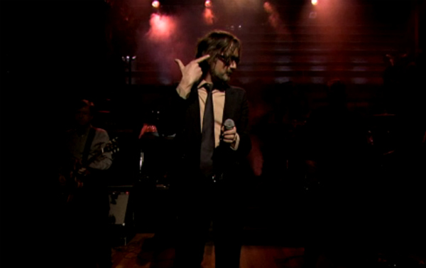 pulpfallon1 Video: Pulp performs Common People and Like a Friend on Fallon