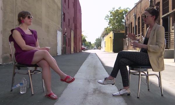 st vincent tuneyards Video: St. Vincent & tUnE yArDs In Conversation