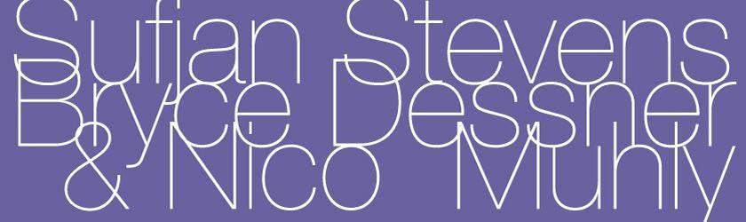 sufjan bryce nico Video: Sufjan Stevens, Bryce Dessner, Nico Muhly debut planetary themed compositions