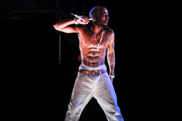 tupac hologram Tupac hologram may tour with Dr. Dre and Snoop Dogg
