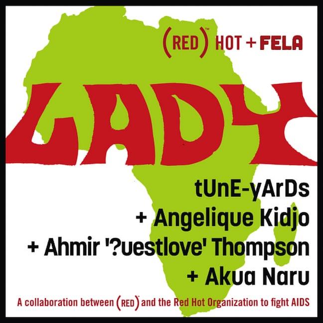 4e191f92 Check Out: tUnE yArDs and ?uestlove cover Fela Kuti