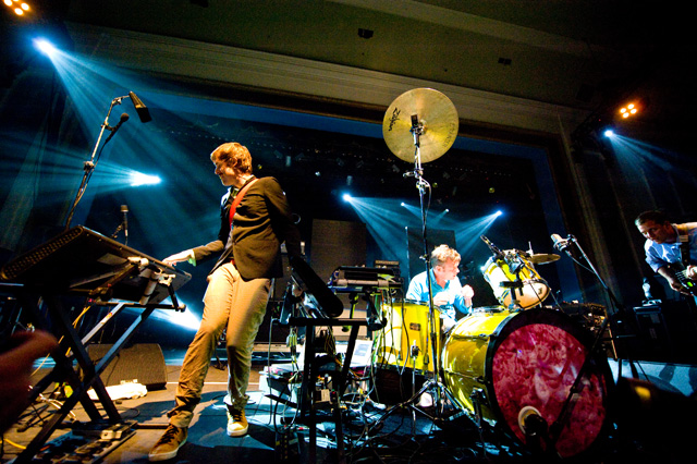 battles atp2011 128 Battles announce summer tour dates