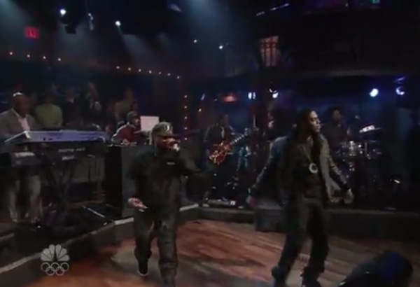 big krit fallon Video: Big K.R.I.T. on Jimmy Fallon