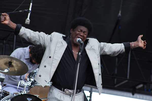 charles bradley Festival Review: CoS at Sasquatch! 2012