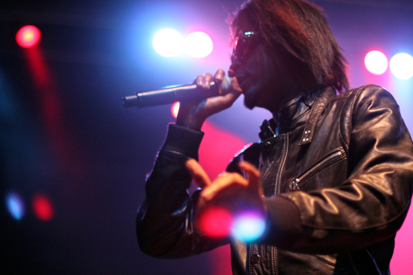 cos danny brown 3 Live Review: Childish Gambino, Danny Brown at Chicagos Riviera (5/9)