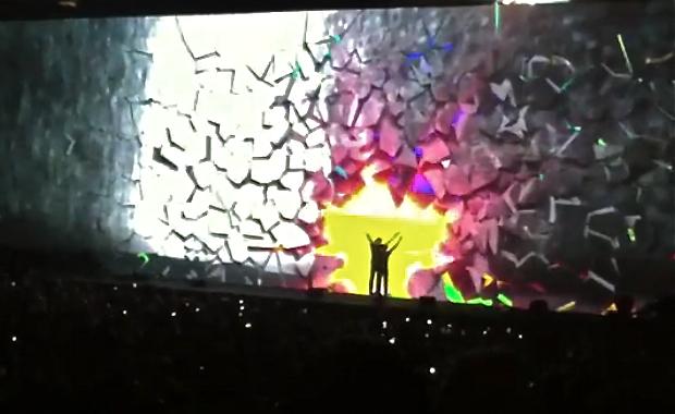 cosrogerwatersthewallfeature Video: Behind the scenes footage of Pink Floyds 2011 reunion