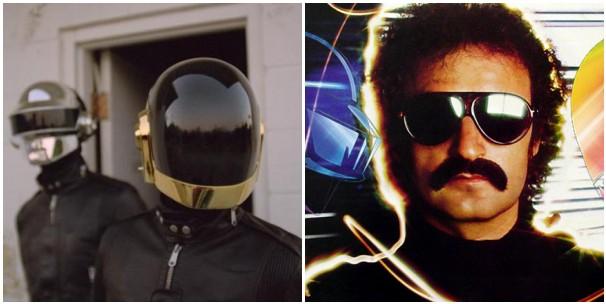 daft punk giorgio moroder Daft Punk recording with disco legend Giorgio Moroder