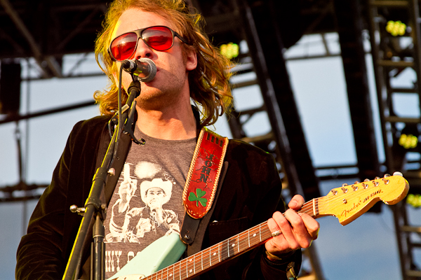 deer tick Festival Review: CoS at Sasquatch! 2012