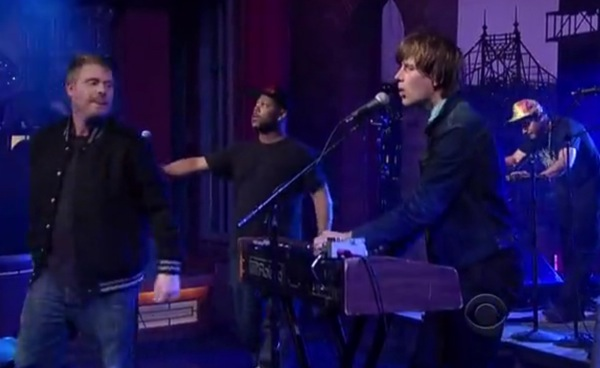 elp islands letterman Video: El P on Letterman