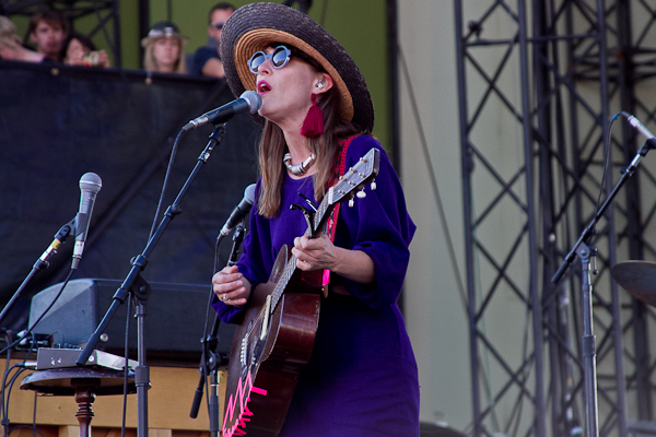 feist Festival Review: CoS at Sasquatch! 2012