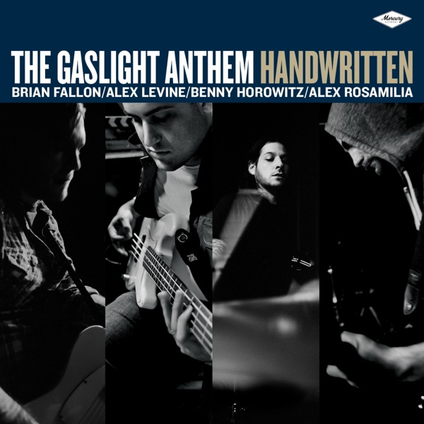 gaslight anthem handwritten The Gaslight Anthem details Handwritten, announces summer tour dates