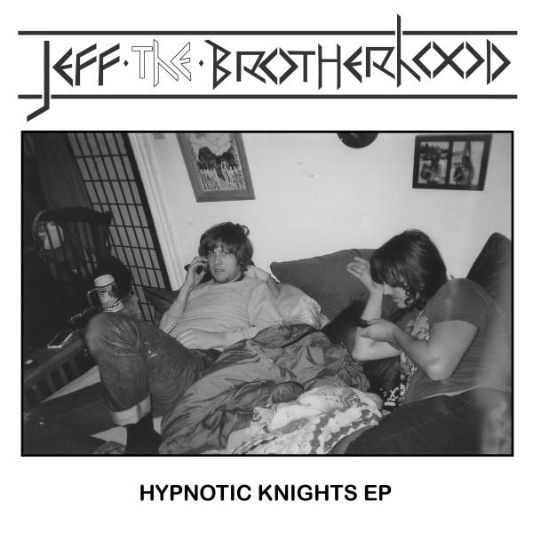 jeff the brotherhood hypnotic knights e1337189221212 Check Out: JEFF the Brotherhood   Sixpack (prod. Dan Auerbach)