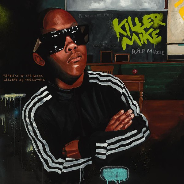 killer mike rap music Top 50 Albums of 2012