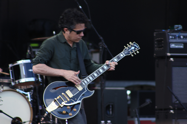 m ward Festival Review: CoS at Sasquatch! 2012