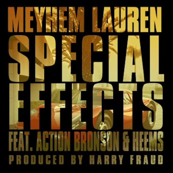 meyhem lauren special effects Top 10 mp3s of the Week (5/4)