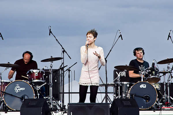 polica Festival Review: CoS at Sasquatch! 2012