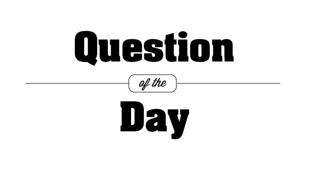 questionoftheday1 Question of the Day: Which Frontman Should Go Solo Next?