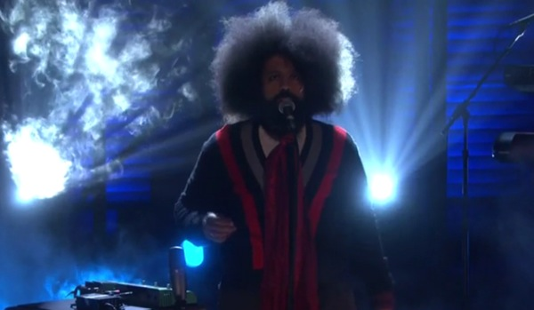 reggie watts conan Video: Reggie Watts on Conan