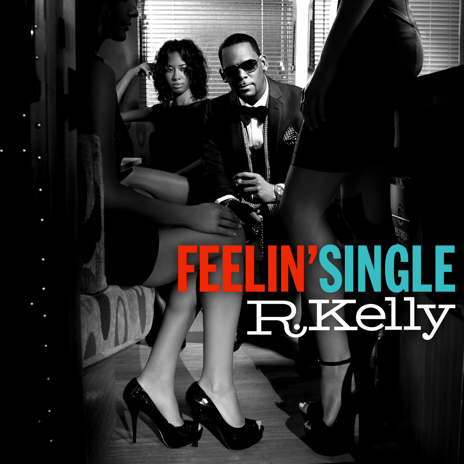 rkellysinglecover Check Out: R. Kelly   Feelin Single