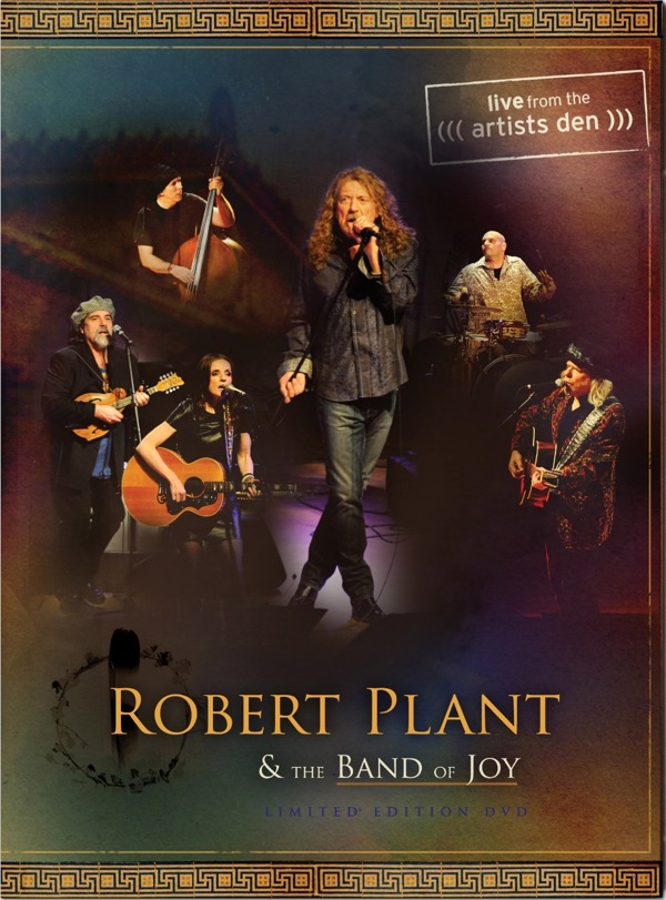 Robert Plant and the Band of Joy announce concert film