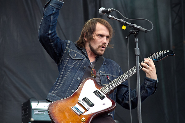 silversun pickups Festival Review: CoS at Sasquatch! 2012