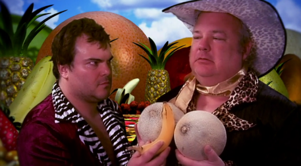 tenacious d fruit Video: Tenacious D   Low Hangin Fruit