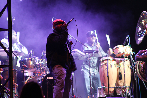 the roots Festival Review: CoS at Sasquatch! 2012