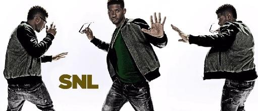usher saturday night live Video: Usher on Saturday Night Live