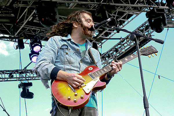 war on drugs Festival Review: CoS at Sasquatch! 2012