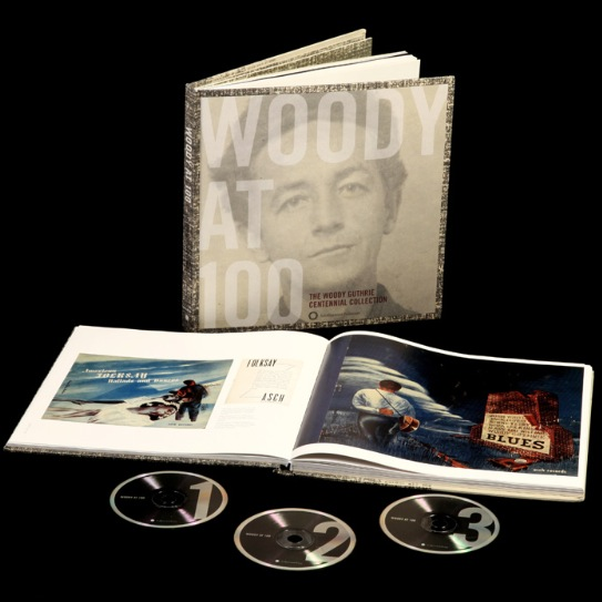woody guthrie set Unreleased Woody Guthrie recordings released in new box set